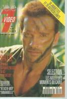 "TELE 7 VIDEO  N° 149  "" ARNOLD SCHWARZENEGGER  "" -    JANVIER 1992 - Télévision"