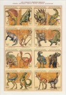 cm02a Comores 1994 Prehistoric Animals Dinosaur s/s Scott: 809