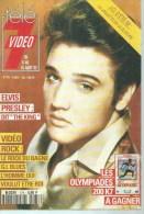 """TELE 7 VIDEO  N° 178  """" ELVIS PRESLEY """" -     AOUT 1992 - Télévision"""