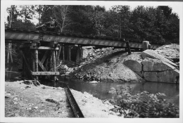 GUIGNICOURT LE PONT 1941 ?  PHOTO 13 X 18 CM REPRODUCTION PRO - Francia