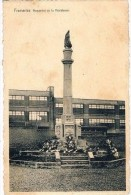 FRAMERIES . Belgique . Monument De La Resistance . - Frameries