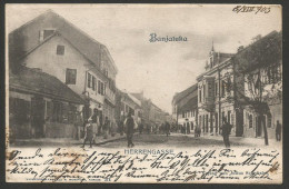 Bosnia And Herzegovina-----Banja Luka-----old Postcard - Bosnia Erzegovina