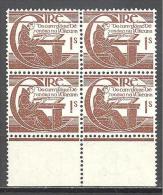 Irlande: Yvert N° 100**; Bloc De 4; Fraicheur Postale; ; Voir Scan - 1949-... Republic Of Ireland