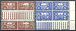 Irlande: Yvert N° 110/1**; Bloc De 4; Fraicheur Postale; ; Voir Scan - 1949-... Republic Of Ireland