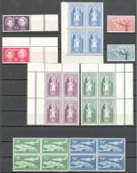 Irlande: Yvert N° 148/56**; Fraicheur Postale;voir Scan - 1949-... Republic Of Ireland