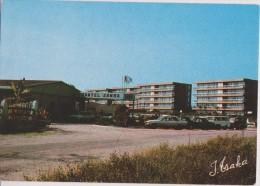AFRIQUE,CONGO,pointe Noire,HOTEL FRANTEL ZAMBA ,cité ELF,photo TZAKA,rare,drapeau - Pointe-Noire