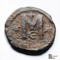 Imperio Bizantino - Anastasio I - 498-518 DC - Bizantinas