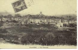 CP - FLAYOSC - VUE GENERALE - LA BELLE EPOQUE - REPRODUCTION - - France