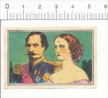 Chocolat Vinay Histoire De France - Empereur Napoléon III Et Son épouse Eugénie De Montijo / 6-Vin/194 - Chocolate