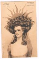 Exposition De La Coiffure, Anvers 1909 - 'L'Aurore' - Phototypie G.Hermans, Voir Scans - Fashion