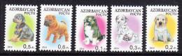 AZE- 53 AZERBAIJAN- 2014 DOGS - Azerbaïjan