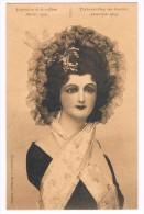 Exposition De La Coiffure, Anvers 1909 - 'Empire' - Phototypie G.Hermans, Voir Scans - Fashion