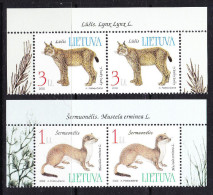 LIET-11LIETUVA- 2002 STARTING PRICE FOR THE ONE SET - Lithuania