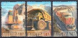 Australia 2008 - Mi.2989,90,92 - 3v - Used - Used Stamps