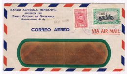 T3. Guatémala. Cydcar Postal. 20 AGO 1958. Moto - Motorbikes