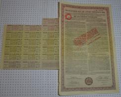 Obligation De L'Etat Hongrois - Banque & Assurance