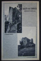 ^ SALUTI DA CANOSSA REGGIO EMILIA CASTELLO RUDERI B3 - Reggio Nell'Emilia