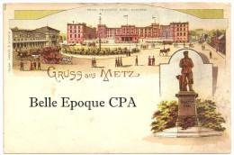 57 - METZ - Prinz Friedrich Karl-Kaserne ++++ Richter & Gerber, Metz ++++ RARE - Metz