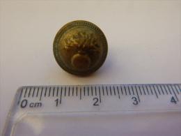 Bouton Button Militaire Infanterie Officier 15 Mm - Buttons