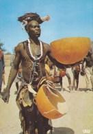 CPM R�publique du Tchad le chef de danses