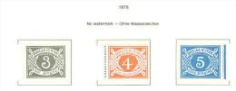 Irlande: Yvert N° Taxe 22/4**; Fraicheur Postale; Voir Le  Scan - Segnatasse
