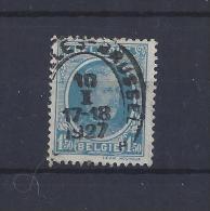 N°207 GESTEMPELD HOEFIJZER Bruxelles-Brussel SUPERBE - 1922-1927 Houyoux