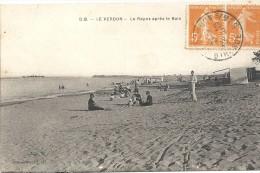 LE VERDON - 33 -   Le Repos Après Le Bain - VAN - - France