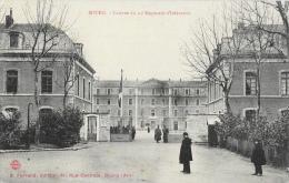 Bourg - Caserne Du 23e Régiment D'Infanterie - Edition B. Ferrand - Carte Non Circulée - Caserme