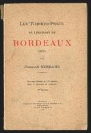 Les timbres-poste de l'�mission de Bordeaux 1870 par Serrane
