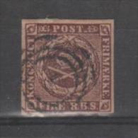 DANEMARK N°2 - 1851-63 (Frederik VII)