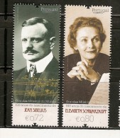 Portugal & Grandes Músicos Do Mundo, Jean Sibelius E Elisabeth  Schwarzkopf 2015 - Nuovi