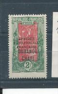 OUBANGUI  N° 41 * T.B. - Unused Stamps