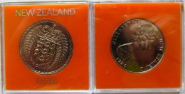New Zealand 1 Dollar 1976 UNC KM# 38 - Nouvelle-Zélande