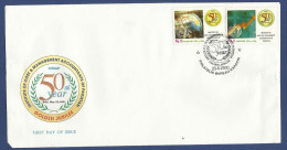PAKISTAN 2000 MNH FDC FIRST DAY COVER 50TH YEAR GOLDEN JUBILEE OF INSTITUTE OF COST MANGEMENT ACCOUNTANTS - Pakistan