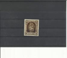 SARRE YVERT 188   MH  * - Neufs