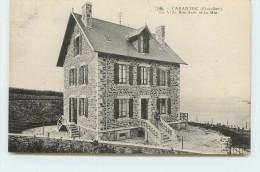 CARANTEC - La Villa Roz-Avel Et La Mer. - Carantec