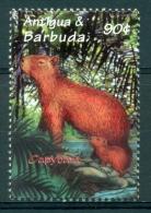 "Antigua/Barbuda 2000 Hors Série "" Ragondin "" Yt.2873 - Mnh*** - Rodents"