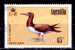 Anguilla-003 - 1985 - SG: N. 669 (o) - Privi Di Difetti Occulti. - Anguilla (1968-...)