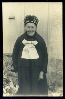 Cpa Carte Photo -- La Grand Mère    AG15 3 - Personajes