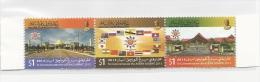 BRUNEI 2013 ASEAN Summit Set MNH - Brunei (1984-...)