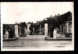 06 ST LAURENT DU VAR Jardin Public, Monument Aux Morts, Ed CIM, CPSM 9x14, 1950 - Saint-Laurent-du-Var