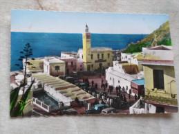 Tunisie -Tunis  Korbous -Station Thermale -La Place Principale    D129586 - Tunisia