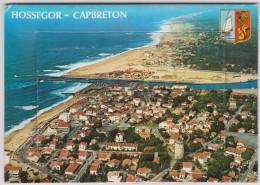 Seine  Maritime  :  HOSSEGOR  -  CAPBRETON   Carte  A  Système - Hossegor