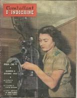 """INDOCHINE - Octobre 1952 - """"COMBATTANT D´INDOCHINE"""" Revue Mensuelle De L´Ass Des Anciens Du C.E.F.E.O. - French"""