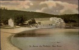 29 - BREST - SAINTE-ANNE-DE-PORTZIC - Carte Anglaise - Brest