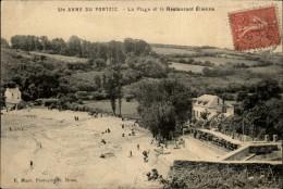 29 - BREST - SAINTE-ANNE-DE-PORTZIC - Photo Mage - Brest