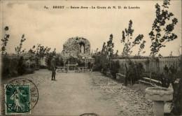 29 - BREST - SAINT-PIERRE-QUILBIGNON - Grotte ND De Lourdes - Brest
