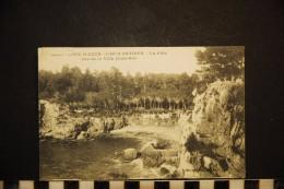 CP, 06, CAP D'ANTIBES La Cote Vue De La Villa Eilen Roc N°2426 Edition L'Hirondelle RARE - Antibes