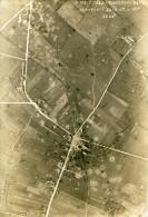 BELGIQUE - Klercken / Clercken : Gare - Photo Aérienne  Guerre 1914/18 - Houthulst