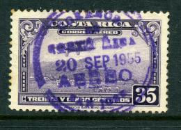 Costa-Rica Y&T PA 217 ° - Costa Rica